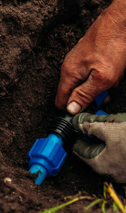 Nunez Lawn Care & Landscaping, Inc. Irrigation Installation