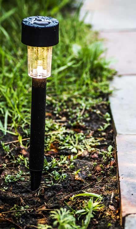 Nunez Lawn Care & Landscaping, Inc. Commercial Landscape Lighting