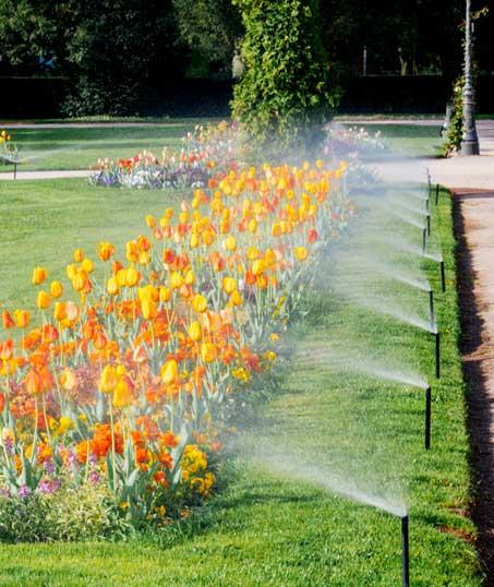 Nunez Lawn Care & Landscaping, Inc. Sprinkler Blowout