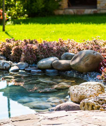 Nunez Lawn Care & Landscaping, Inc. Residential Water Features